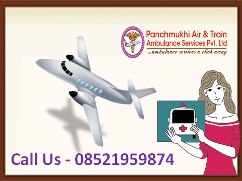 Low-Cost Charge of Air Ambulance from Mumbai to Delhi