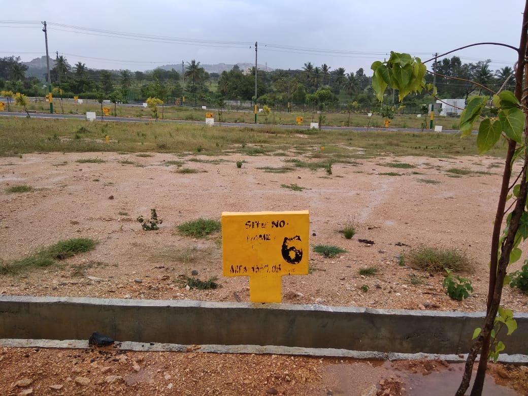Land for sale at Bidadi