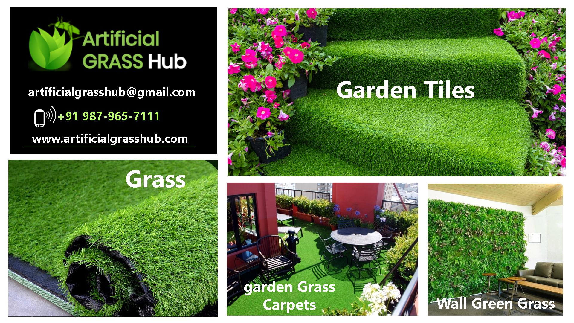 Image for Artificial grass Hub manufacturer | since 1976 in India | artificialgr