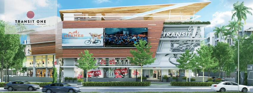 "Image for Transit One"" a Concept of Highway Mall,"
