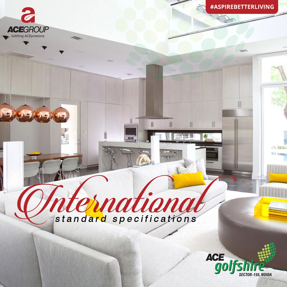 Best Flats in Noida Expressway - ACE Golfshire
