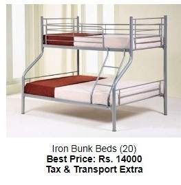 Bunk Bed Manufacturers & Suppliers in Jaipur, India