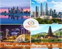 Image for Book Sightseeing City Tour Package Of Dubai,Singapore, Malaysia And Ba