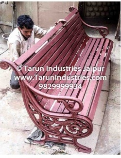 Park benches suppliers in Jaipur, Buy Benches at Best Price