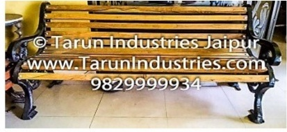 Image for Wrought Iron Garden Benches Suppliers in Jaipur India