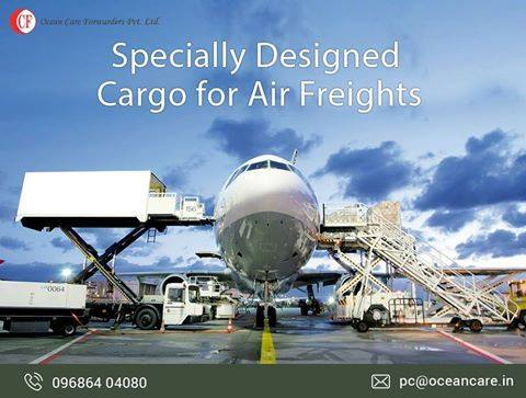 Image for Freight Forwarders | Logistic Cargo Services - Ocean Care