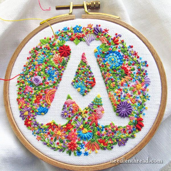 Embroidery / Stitching Hobby Class | Professional & Short Term ...