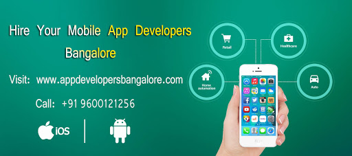 Image for Mobile App Development Company in Bangalore - 9884477442