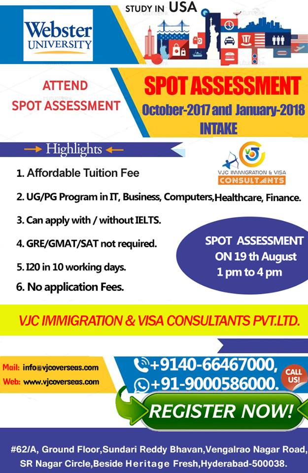 Image for Overseas Education & Visa Consultants in Hyderabad