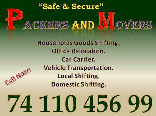 Creative Cargo Packers And Movers