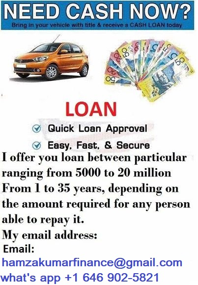 Image for LOAN IS HERE FOR YOU PERSONAL/BUSINESS/INVESTMENT LOAN