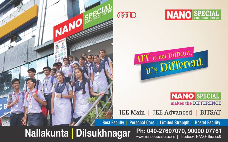 Image for BITSAT Coaching Centres in Hyderabad-Nano