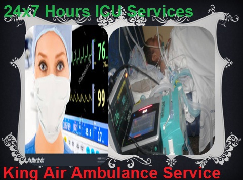 Charter Air Ambulance Services in Bangalore-King Air Ambulance
