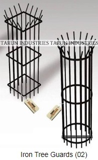 Garden tree guards manufacturers, tree guards suppliser in Jaipur, Ind