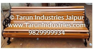 Garden benches just rs.16200 only - tarun industries Jaipur