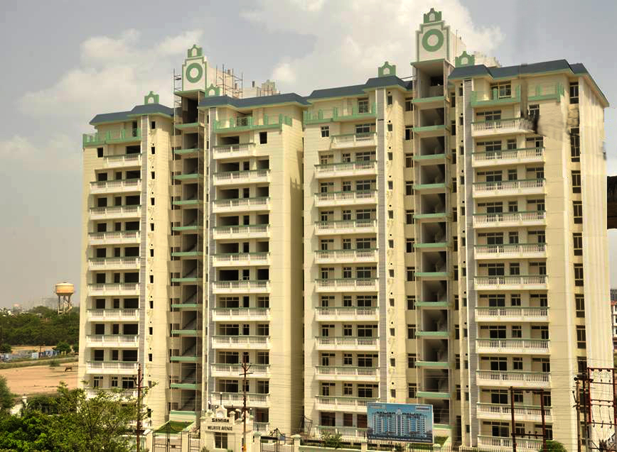 Ready To Move 3 BHK Flats for Sale At Sec 6A, Vrindavan Yojna, Lucknow