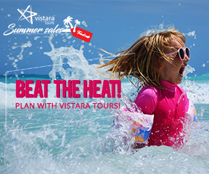 Plan your Holidays with Vistara Tours