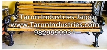 Garden Benches, Park Benches at Wholesale Price - Tarun Ind