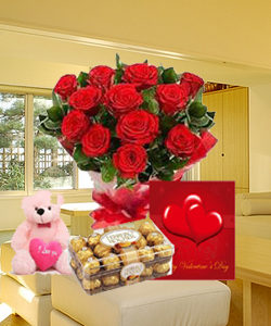 Image for Send Valentine Gifts To Kolkata.