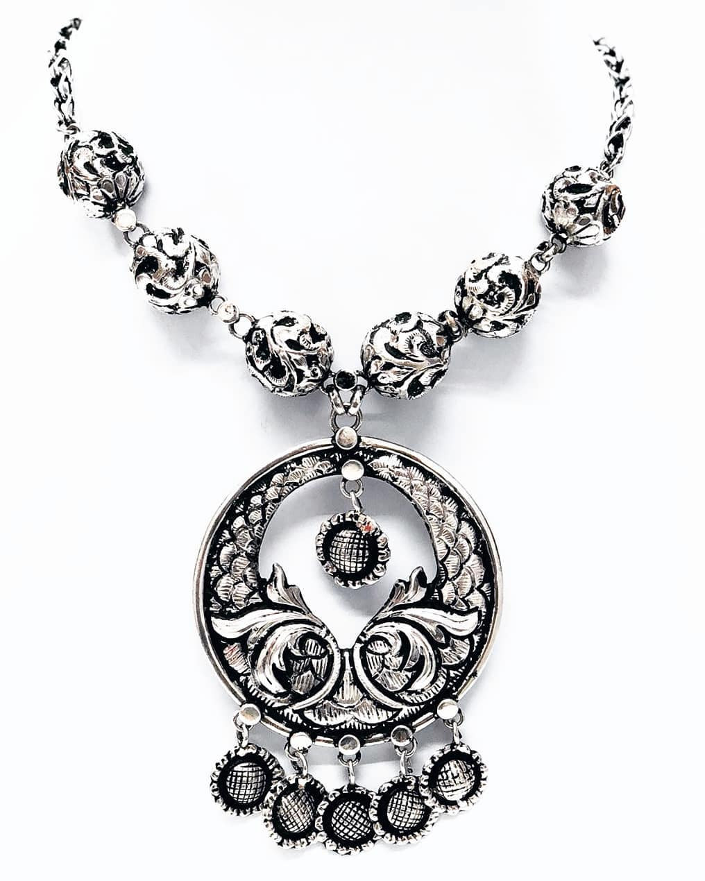 Image for Antique Silver Jewelry