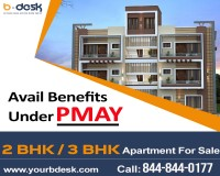 Image for 2 BHK  ready to move flats in kharar