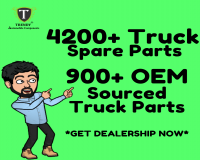 Image for Get High-End Quality TATA Truck Spare Parts