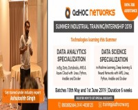 Image for Summer internship for btech cse