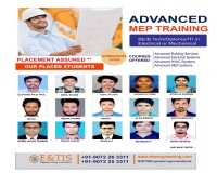 Image for Professional Job Oriented MEP Training |2019 Admissions Started|E&TIS