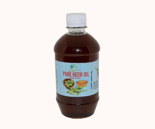 AE Naturals Pure Neem Oil 1000ml Water Solubel