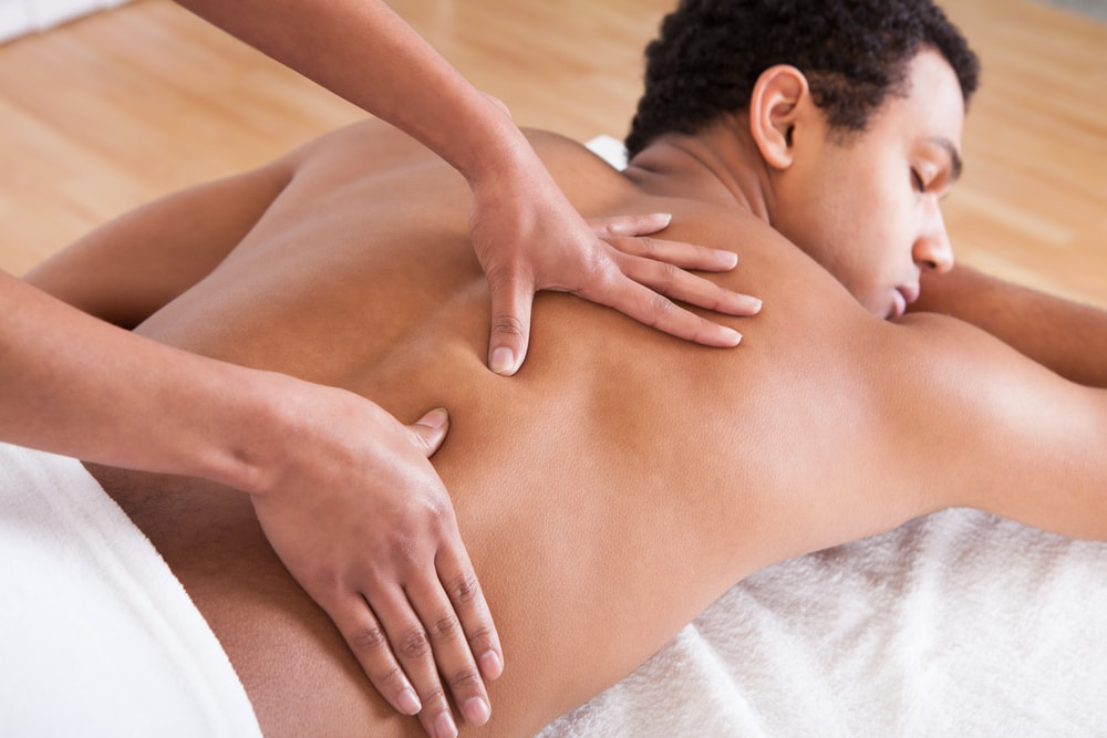 Full Body Massage Relaxation In Delhi Parlours Salons