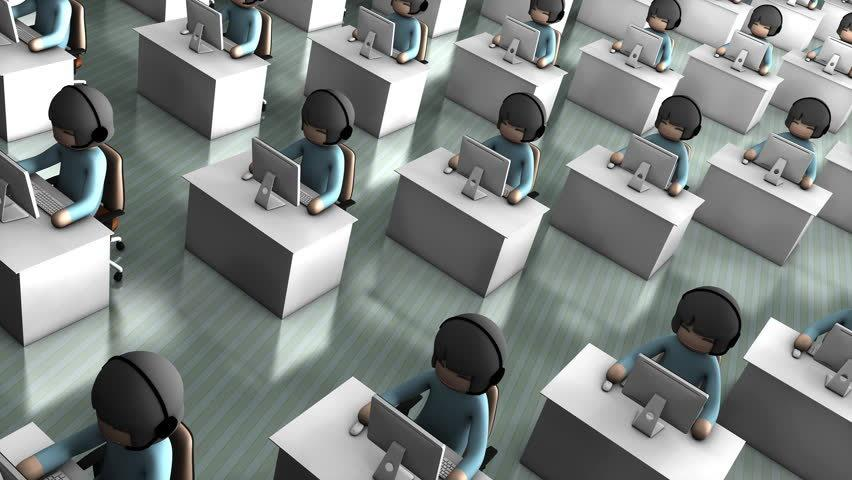 Do you want to start call centre with Voice or Non-voice processes?