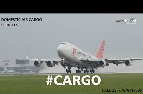 Image for Courier services for domestic and international air cargo services