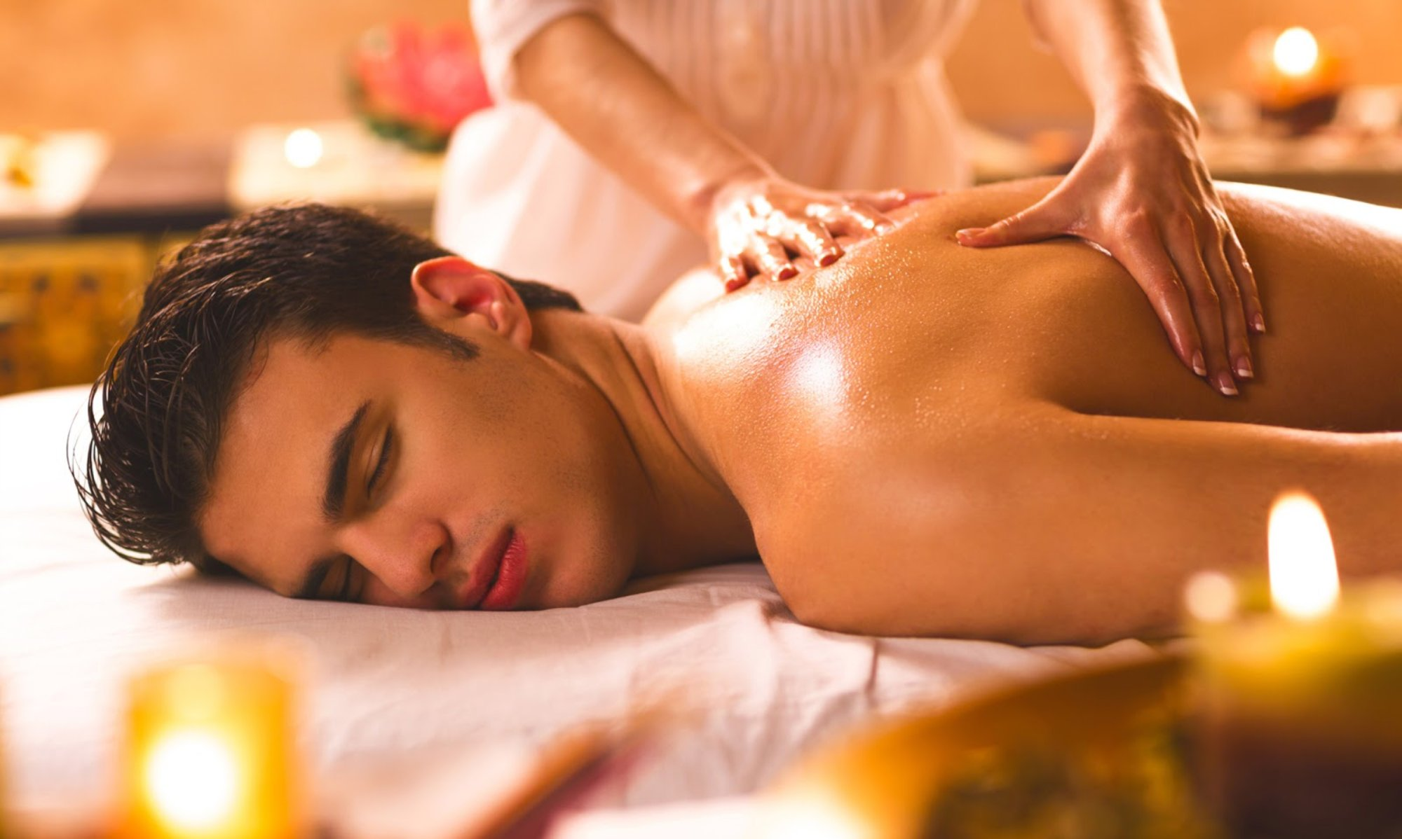 A Fantastic Full Body Massage in Delhi by Female at Amrita Spa