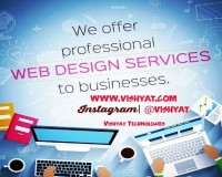 Image for VISHYAT TECHNOLOGIES - SEO COMPANY IN INDIA