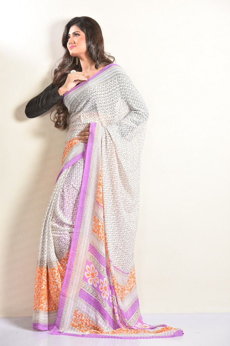 Image for Buy Handloom sarees and traditional sarees online from AMMK