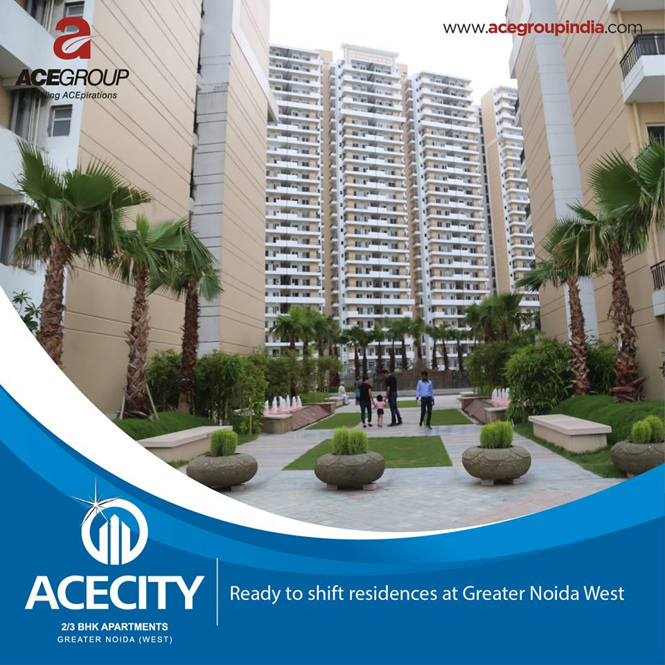 Affordable Flats in Noida Extension - ACE City