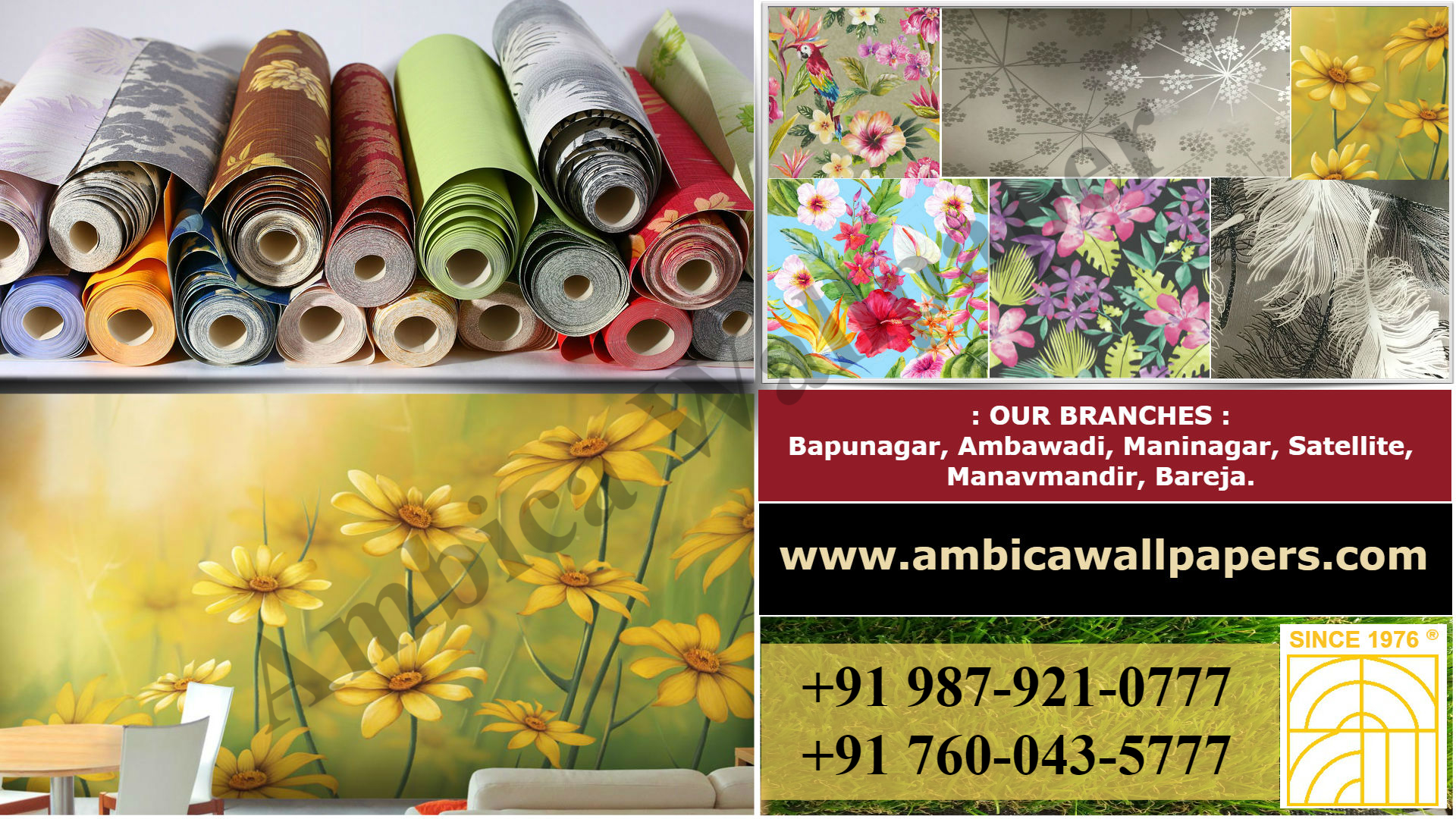 Image for Ambica Wallpaper