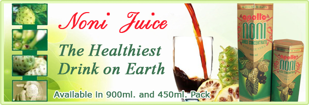 Image for Noni Juice Benefits
