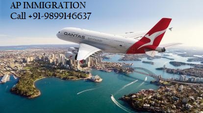 Permanent Residency Visa for Australia Immigration in Delhi