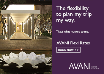 Image for AVANI Hotels & Resortsfeatures a special Songkran Festival offer,