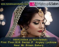 Image for BEST Makeup Studio | Makeup Artist in Lucknow - Mj Makeup and Salon