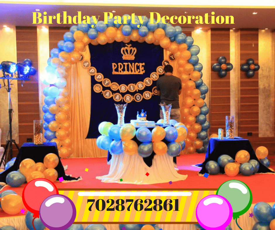 We Are Birthday Decoration Providers For Kids Party And Elders Have Different Themes Childrens