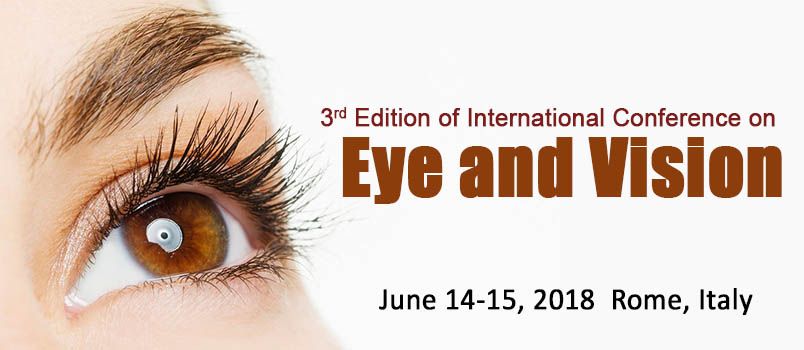 Image for 3rd Edition of  International conference on Eye and Vision