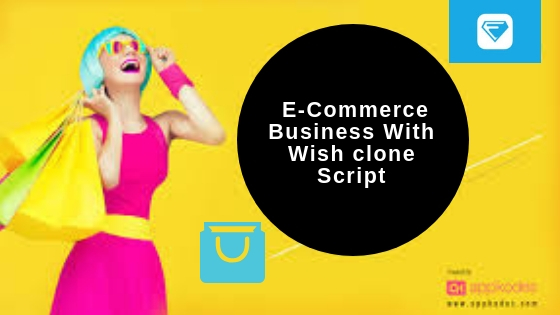 Image for Mobile E-Commerce Business With Wish Clone Script