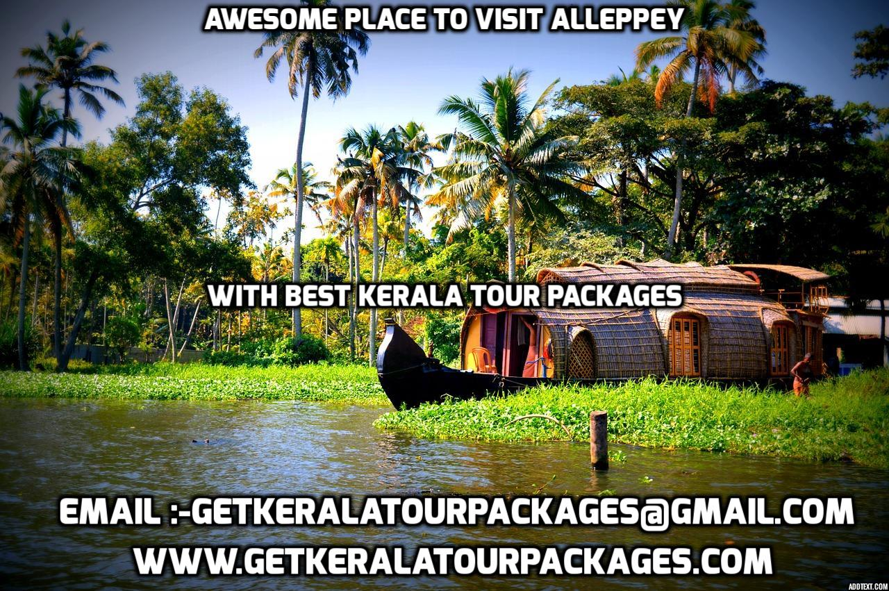 Image for Get Kerala Tour Packages provides the best experience of best Kerala t