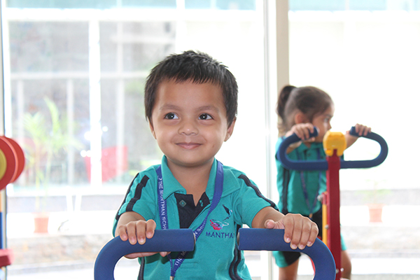 Image for Best Play School in Noida Extension - The Manthan School