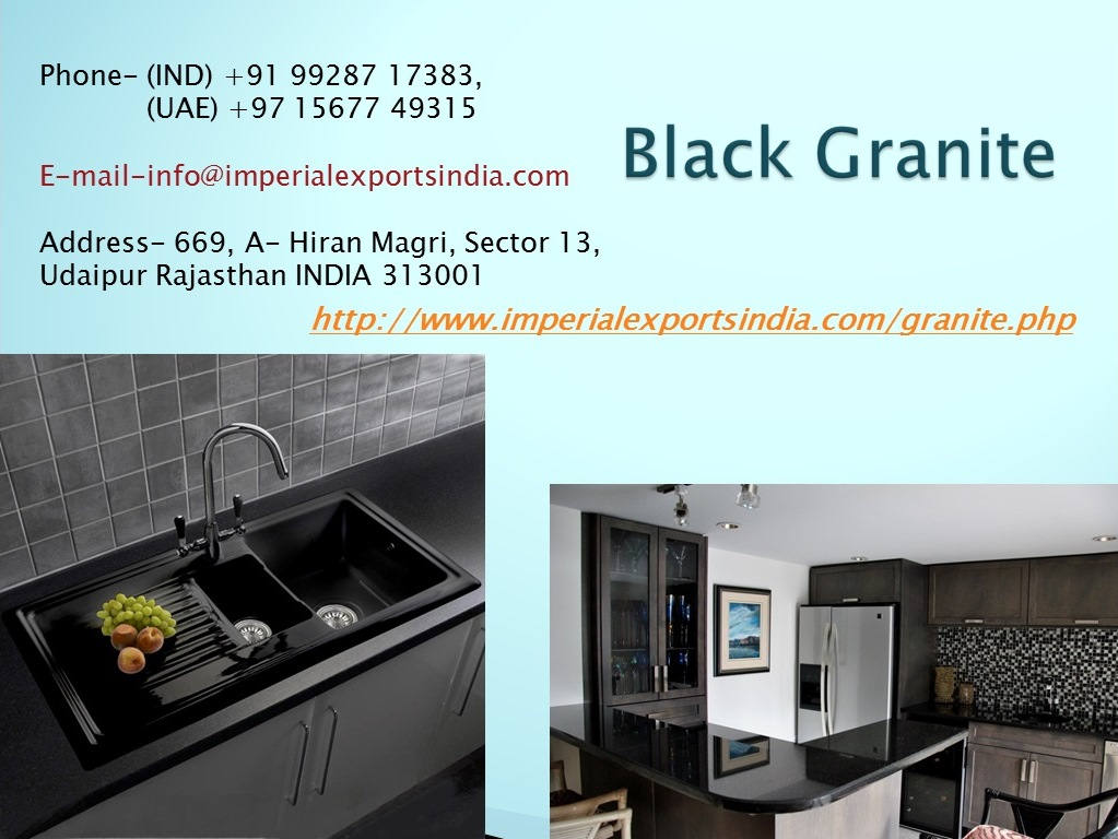 Black Galaxy Granite UK US Russia Imperial Exports India