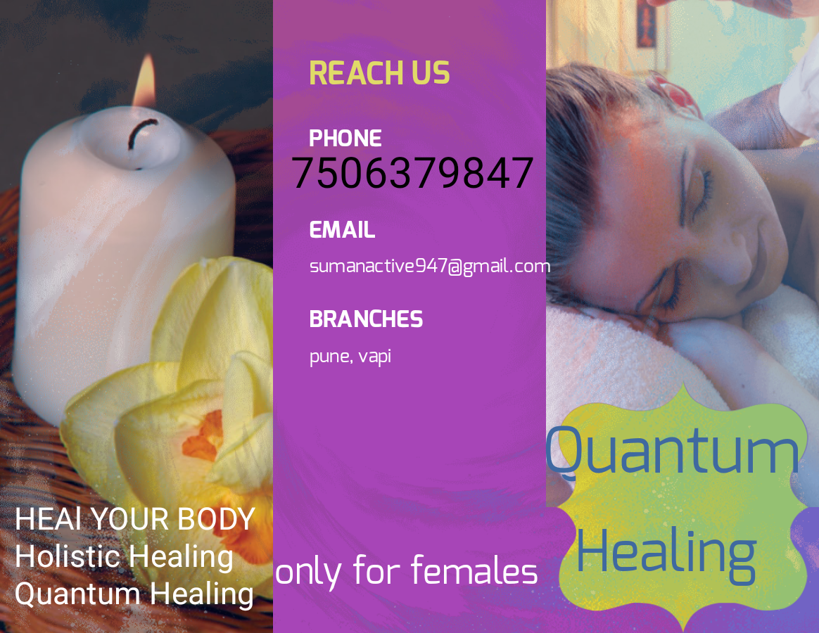 Image for Aromatherapy with quantum healing