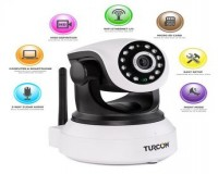 Image for 360 Auto-Rotating Wireless CCTV Camera (Lowest Price Online)