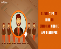 Image for One Stop Solution To Hire A Mobile App Developer